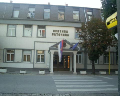 Zgrada Opstine