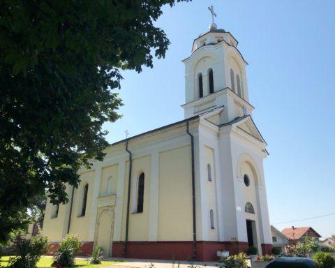 Crkva u Batočini