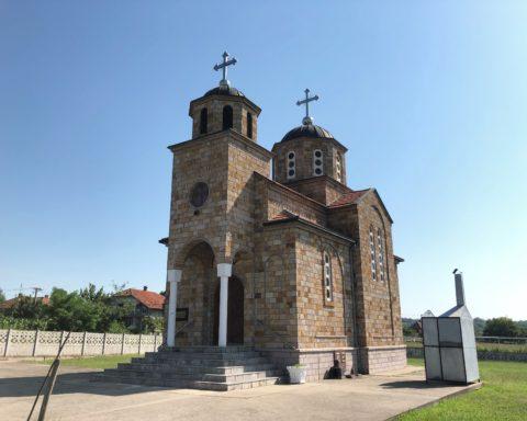 Crkva Crni Kao