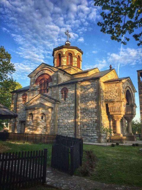 Crkva u Brzanu