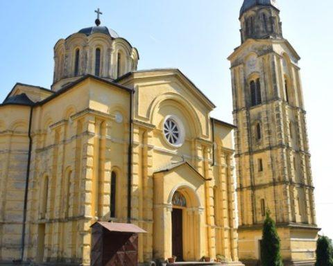 Crkva u Badnjevcu