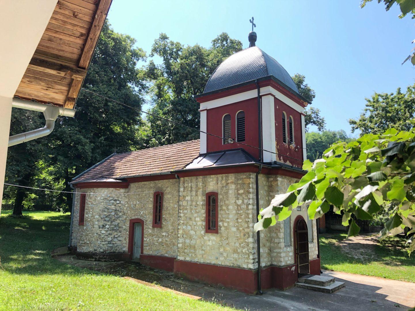 Crkva Sv. Ane Žirovnica