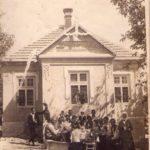 Proslava zidanja kuce u Batočini 1934